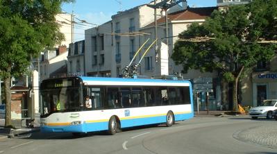 Pour un trolleybus moderne dans l'agglomération grenobloise
