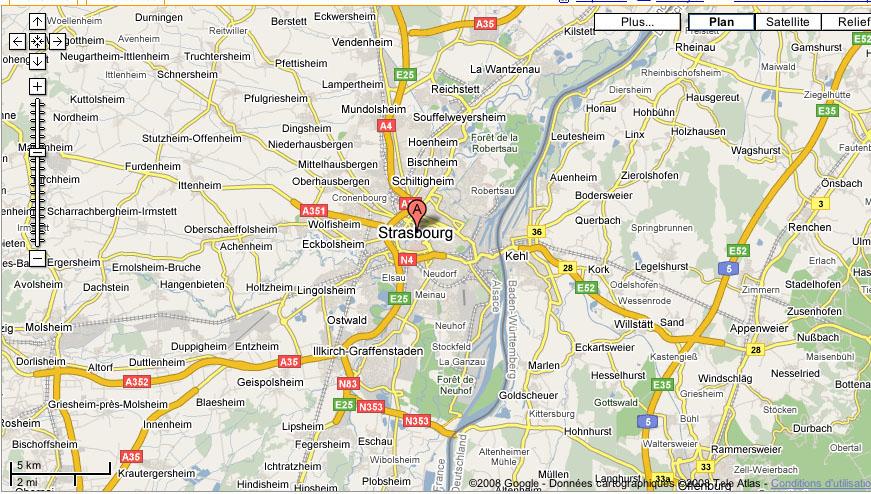 Abandon des projets de Rocade à Bordeaux, Toulouse et Strasbourg. Bientôt Grenoble ?