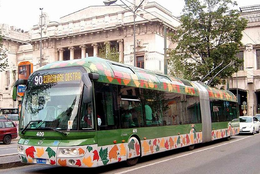 Trolleybus, véhicule d'avenir… et d'actualité