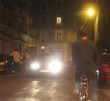 "Campagne ""Cyclistes brillez"" 2013"