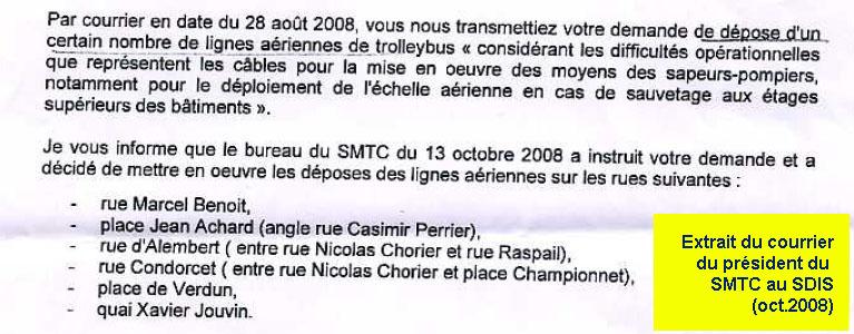 SOS trolleybus : flagrant délit de gaspillage !