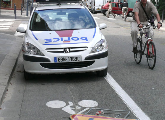 Stationnement gênant : concours 2010 !