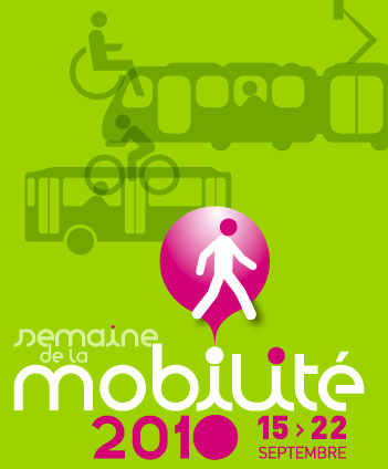 """""""Au travail sans ma voiture"""" 13-17 septembre 2010"""