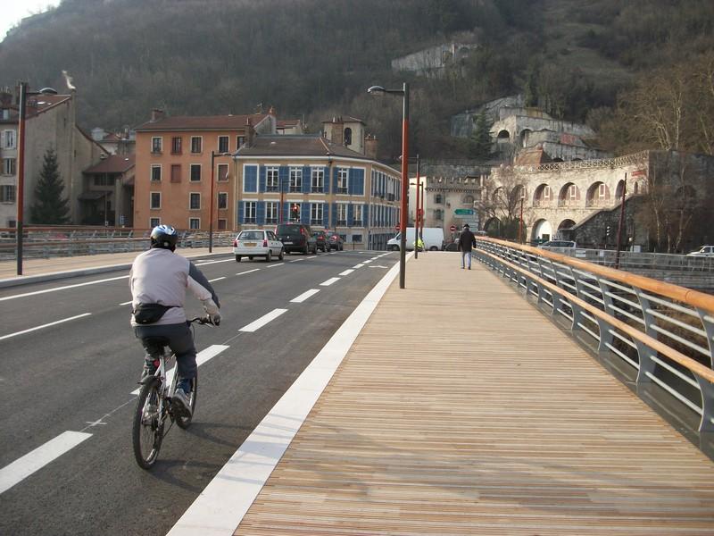 Ouverture du Pont de Chartreuse
