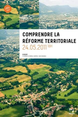 Comprendre la réforme territoriale, CRDP Grenoble
