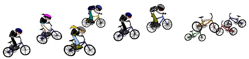 """Concours 2012 """"A l'école et au collège à vélo"""""""