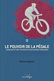 Conférence Le pouvoir de la pédale : Comment le vélo transforme nos sociétés cabossées