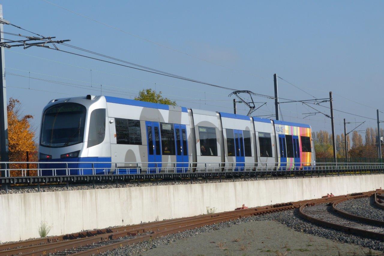 """""""Et si on parlait de Tram-Train ? l'exemple de Mulhouse"""""""