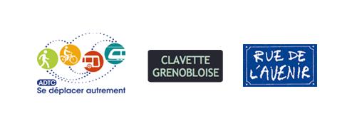 Sécurisons enfin les cyclistes et piétons – Communiqué de l'ADTC, de la Clavette grenobloise et Rue de l'Avenir