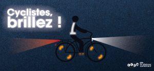 Cyclistes, Brillez !