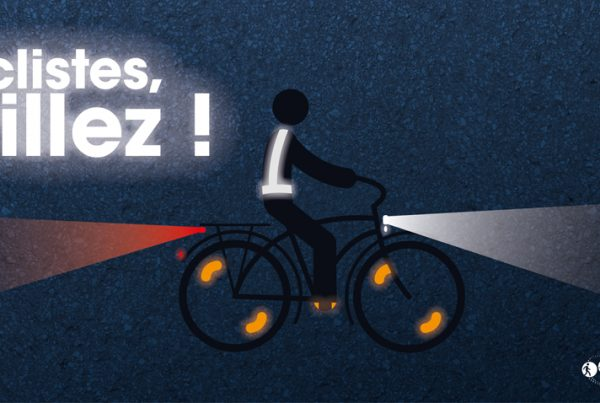 Cyclistes, Brillez !