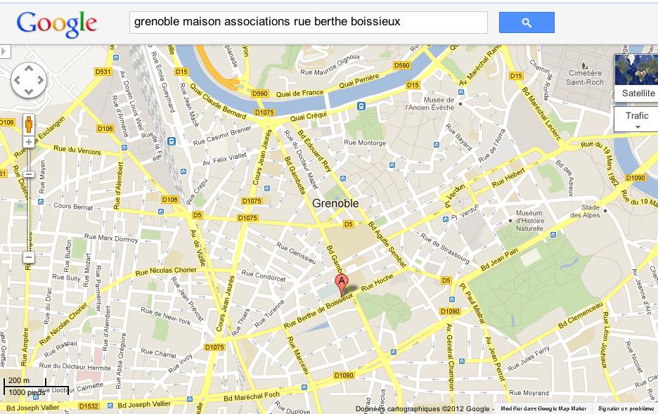 Pour zoomer, cliquez sur l'image, ou consultez Google Maps ou Via Michelin.