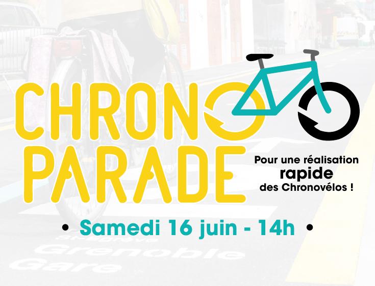 Chronoparade – Pour une réalisation rapide des Chronovélos !