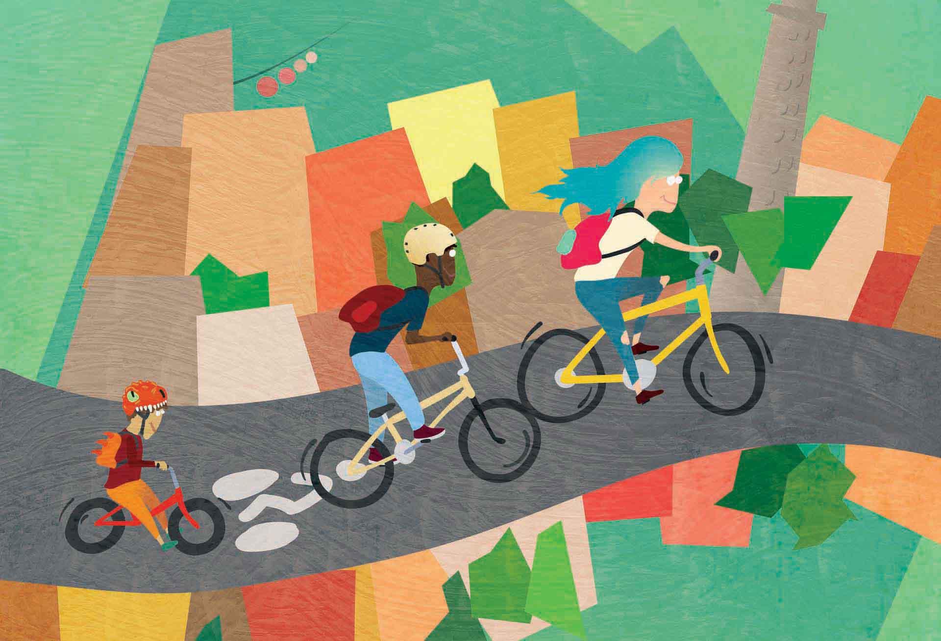 Concours des écoles et collèges à vélo – 2019