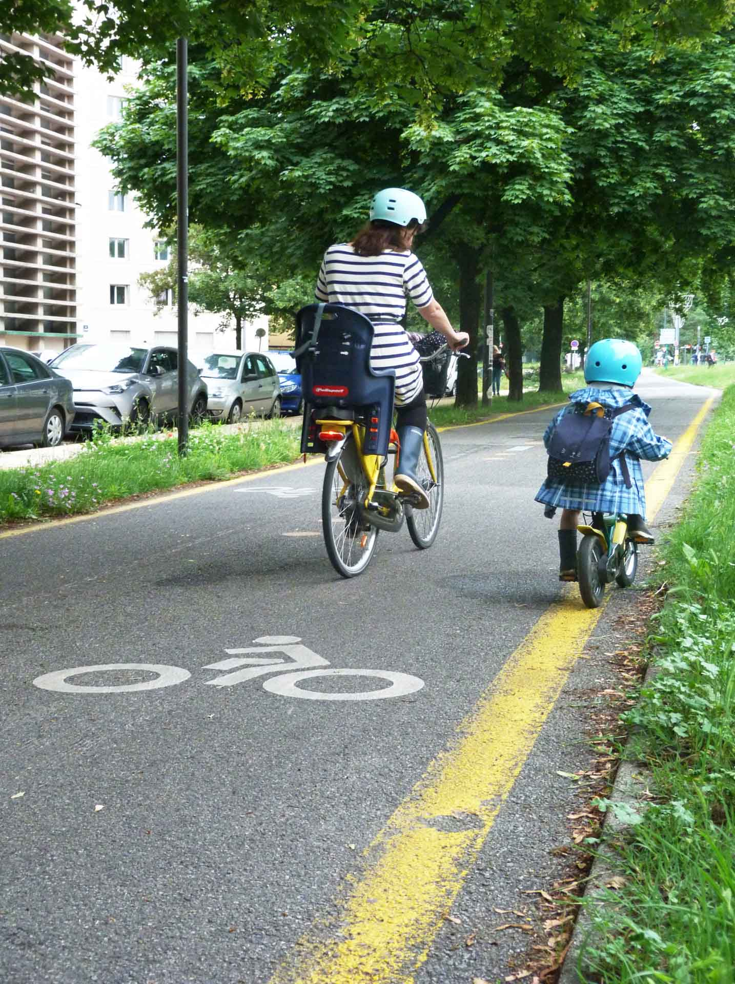 Réseau Express Vélo : un maillon indispensable à un système vélo complet