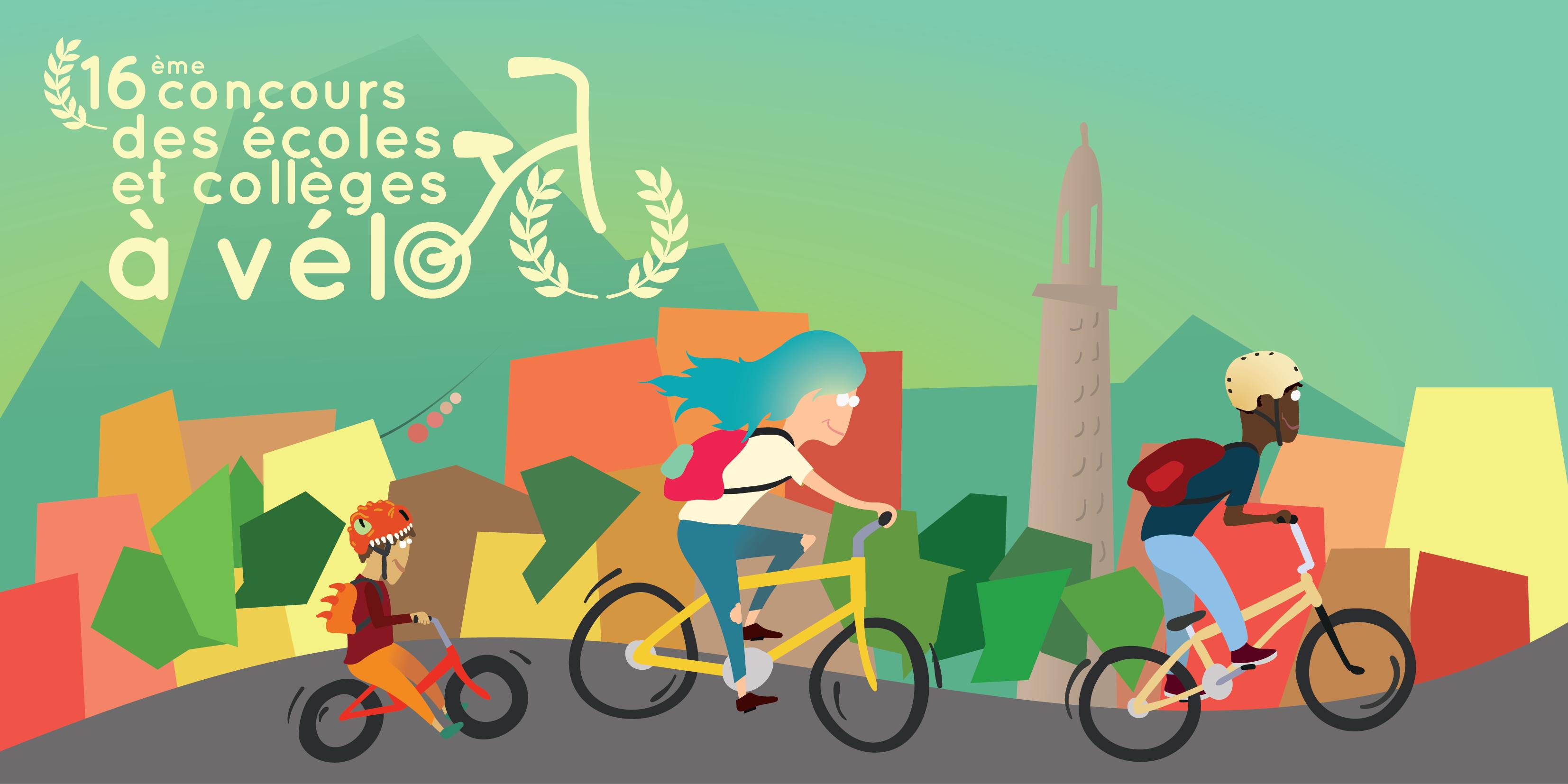 Les résultats du Concours des écoles à vélo 2019 enfin disponibles !