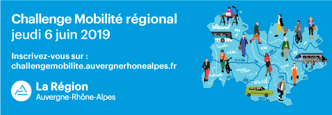 CP : Challenge mobilité Auvergne-Rhone-Alpes-6juin2019