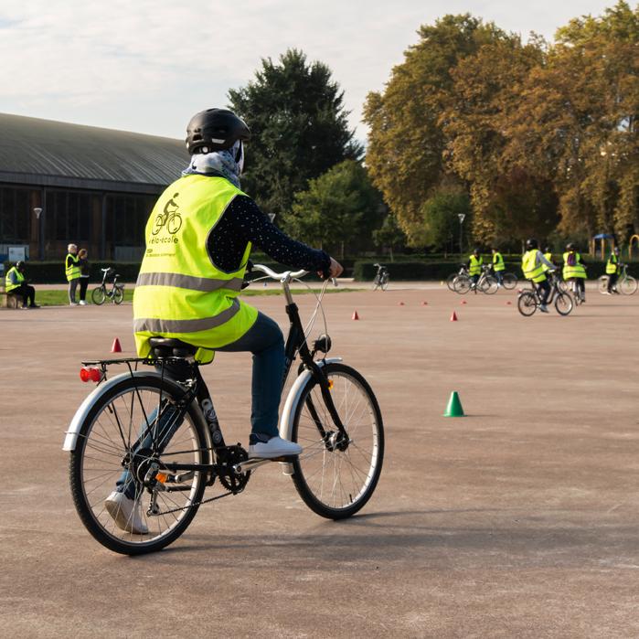 Cagnotte 'Vélo-école': aidez des gens à se mettre au vélo
