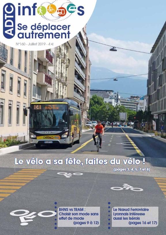Bulletin ADTC-Infos n°160 juillet 2019