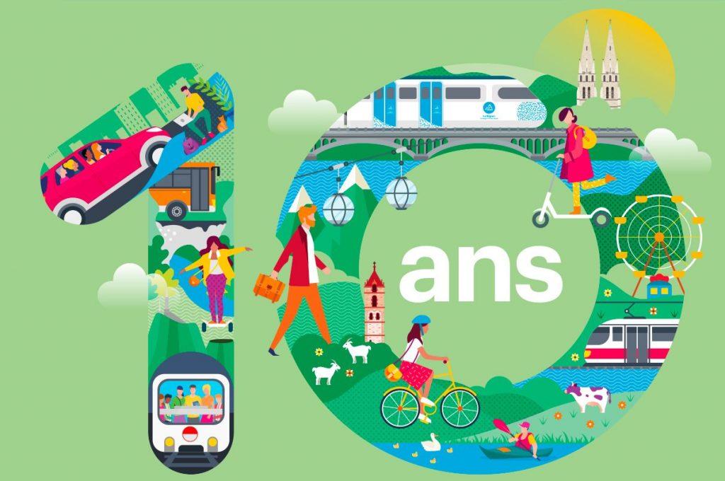 10ème Challenge Mobilité Auvergne-Rhône-Alpes