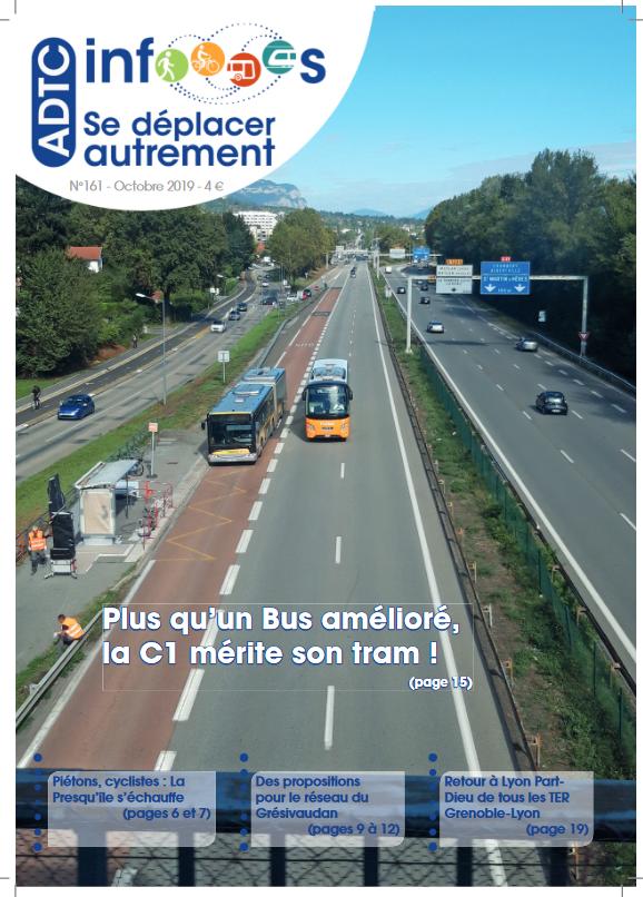 Bulletin ADTC-Infos n°161 octobre 2019