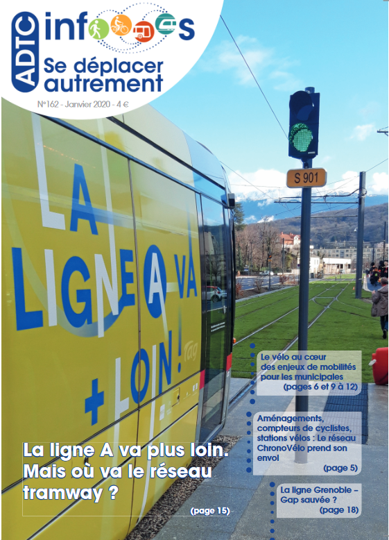 Bulletin ADTC-Infos n°162 janvier 2020