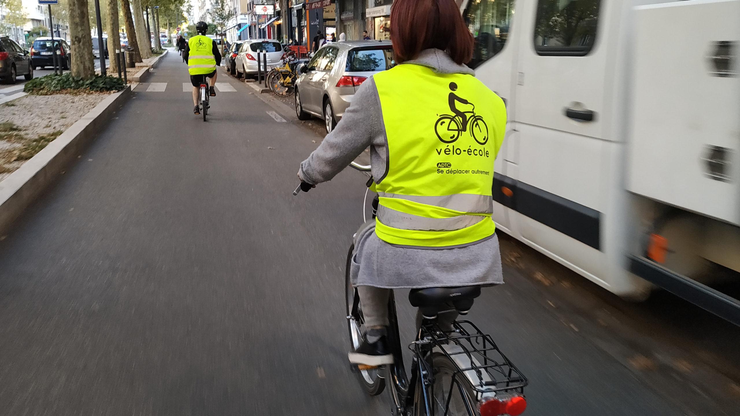 Se remettre au vélo pour se déplacer