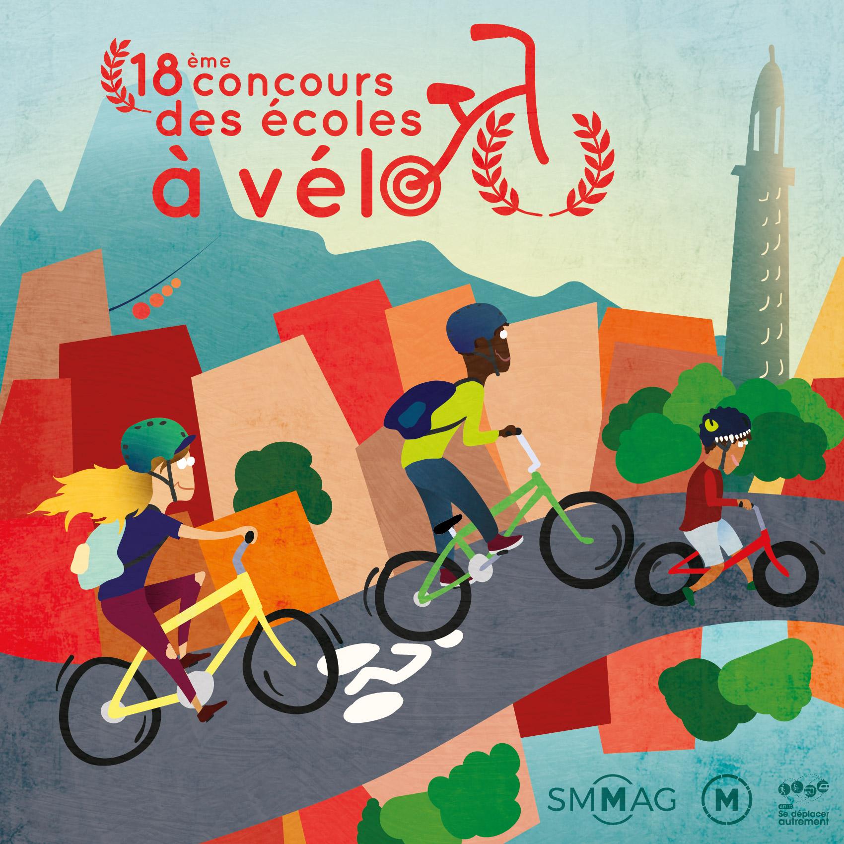 18ème concours des écoles à vélo, des résultats impressionnants